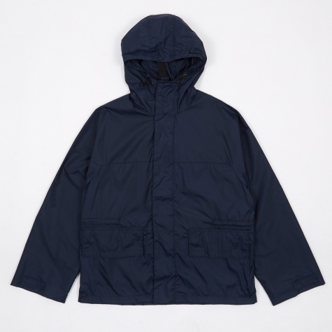 Foul Weather Jacket - Blue Nylon