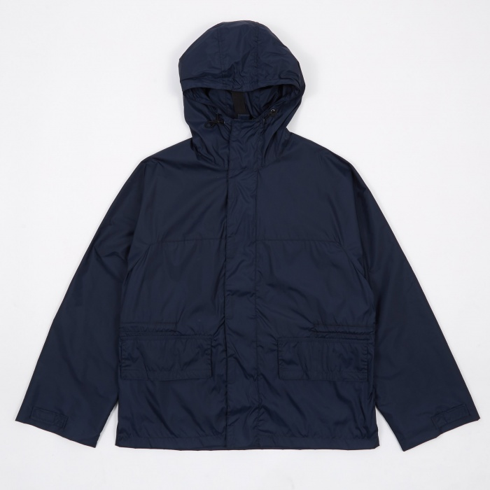 Our Legacy Foul Weather Jacket - Blue Nylon (Image 1)