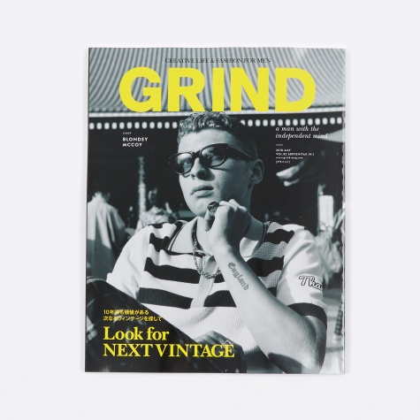 Grind Magazine - Vol.81 May 2018