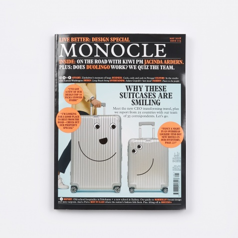 Monocle - Issue 113 (May 2018)