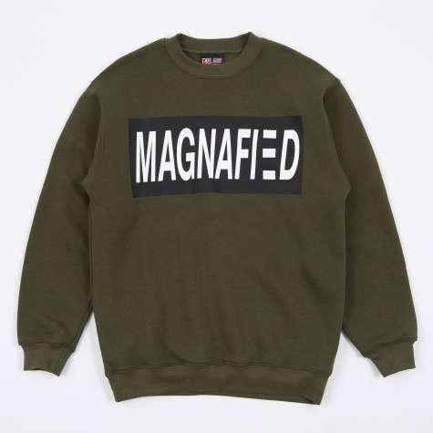 Made in USA Logo Sweat - Green