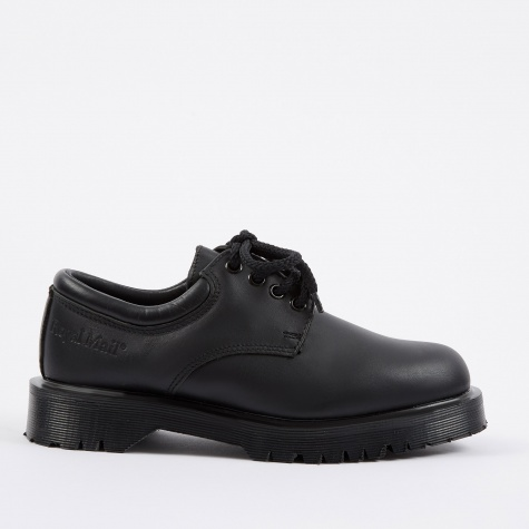 Made in England Dr. Martens Postman Shoe - Black