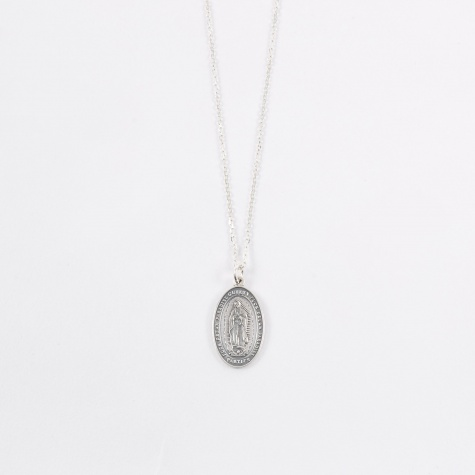 Medai Necklace (Type 1) - Silver