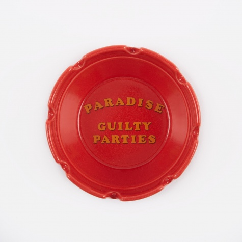 Ashtray (Type 2) - Red