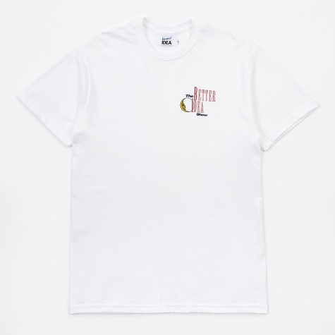 The Better Idea Show T-Shirt - White