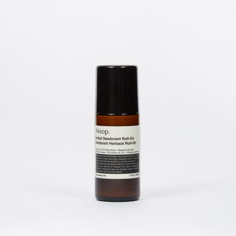 Herbal Deodorant Roll-On - 50ml