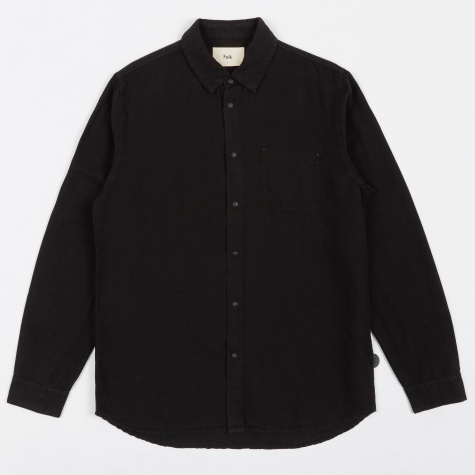 Pop Stud Shirt - Black