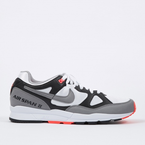 Air Span II - Black/Dust-Solar Red-White