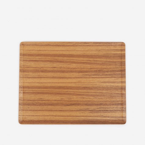 Place Mat Teak - 360x280mm