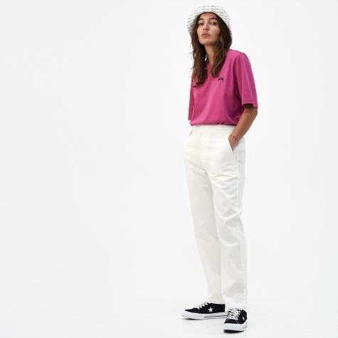 Twill Standard Trouser - Off White