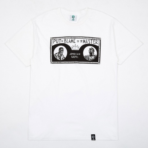Jamaican Gospel T-Shirt - White
