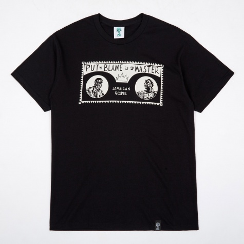 Jamaican Gospel T-Shirt - Black
