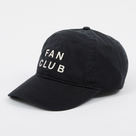 Low Profile Cap - Faded Black