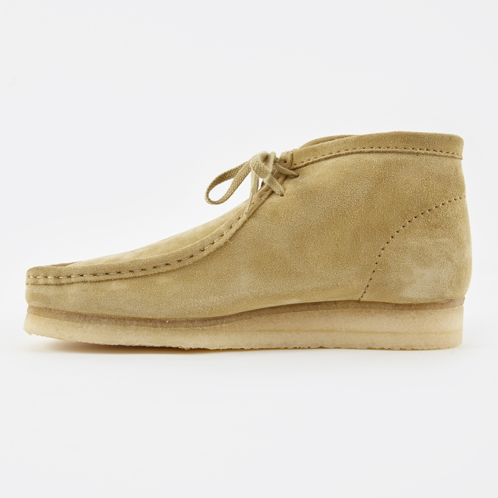 Clarks Wallabee Boot - Maple Suede 079d9d9373e8