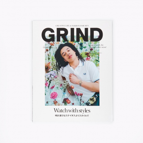 Grind Magazine - Vol.82 June 2018