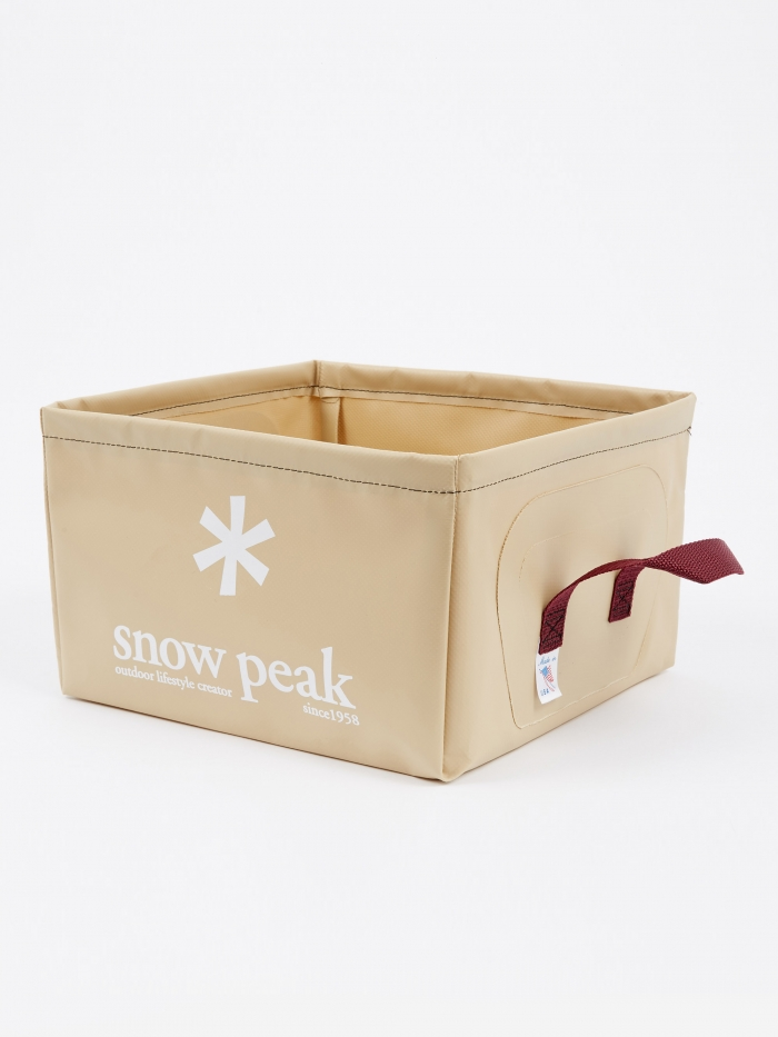 Snow Peak Pack Bucket (Image 1)