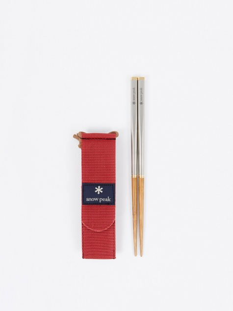Snow Peak Wabuki Chopsticks - Medium