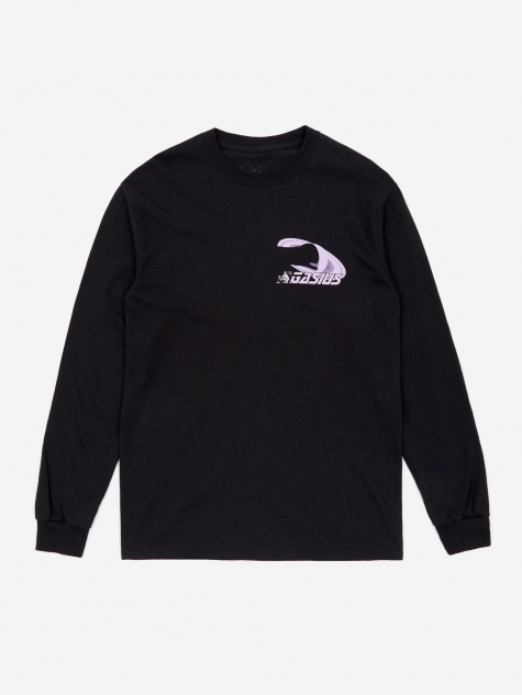 Saturn Long Sleeve T-Shirt - Black