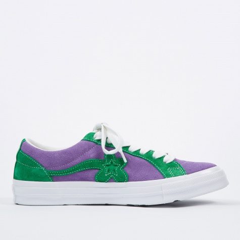 x Golf Le Fleur - Purple Heart/Jolly Green