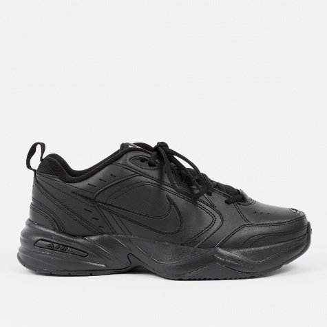 Air Monarch IV - Black/Black