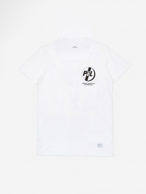 Goodhood x Public Image Ltd This Band T-Shirt - White