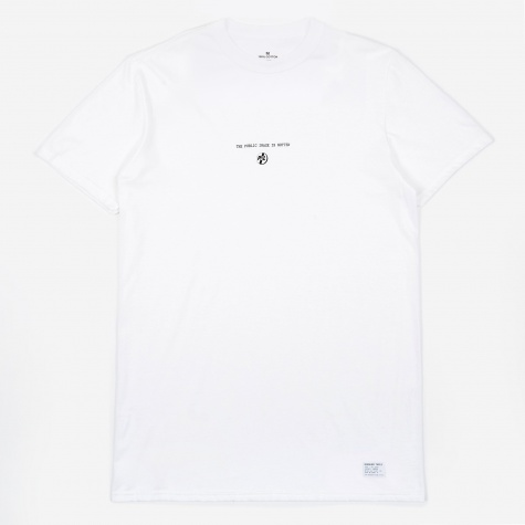 Goodhood x Public Image Ltd Rotten T-Shirt - White