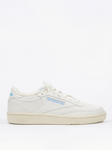 Club C 85 - Vintage Chalk/Paper White/Athletic Blue/Exec
