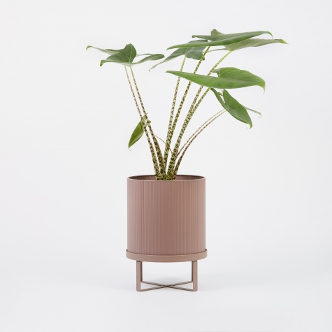Bau Plant Pot Dusty Rose - Small