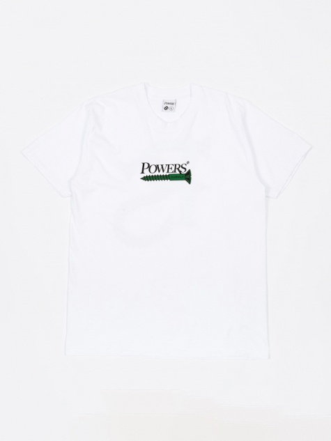 PS Screw T-Shirt - White