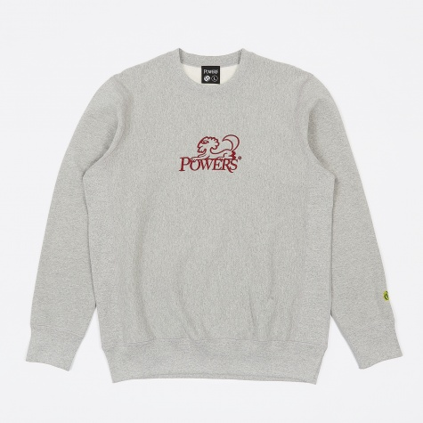 Sphinx Crewneck Sweatshirt - Heather Grey