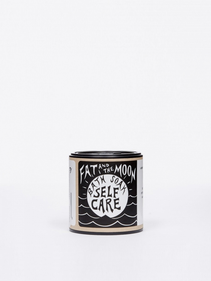 Fat And The Moon Self Care Bath Soak (Image 1)