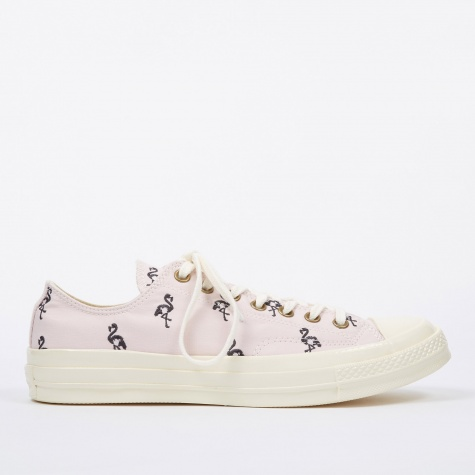 Chuck Taylor All Star 70 Ox - Barely Rose/Almost Black