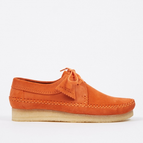 Clarks Weaver - Spice Orange