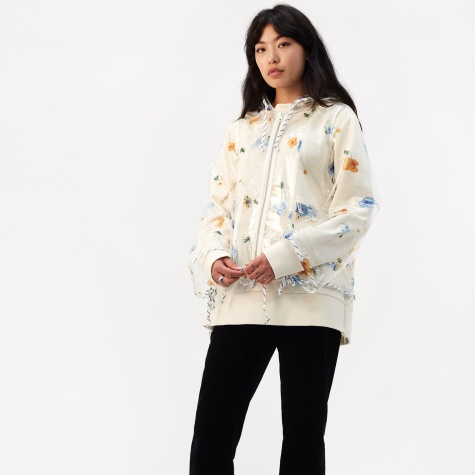 Petunia Rain Jacket - Transparent