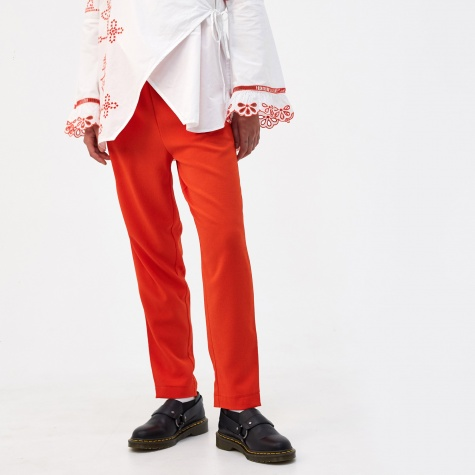 Clark Trouser - Big Apple Red