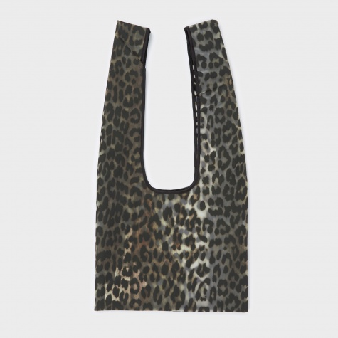Cherry Blossom Tote Bag - Leopard