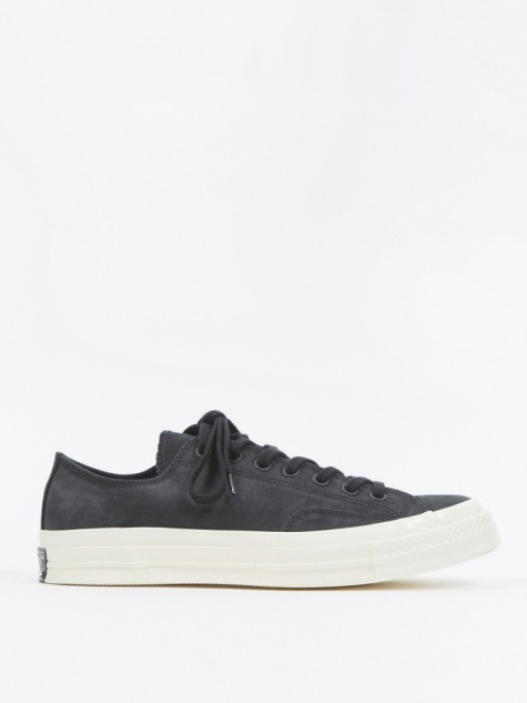 Chuck Taylor All Star 70 Ox Tonal - Black/Egret/Egret