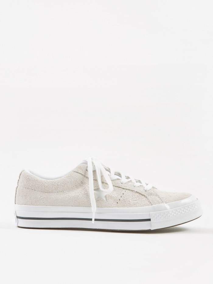 Converse One Star Ox - White (Image 1)