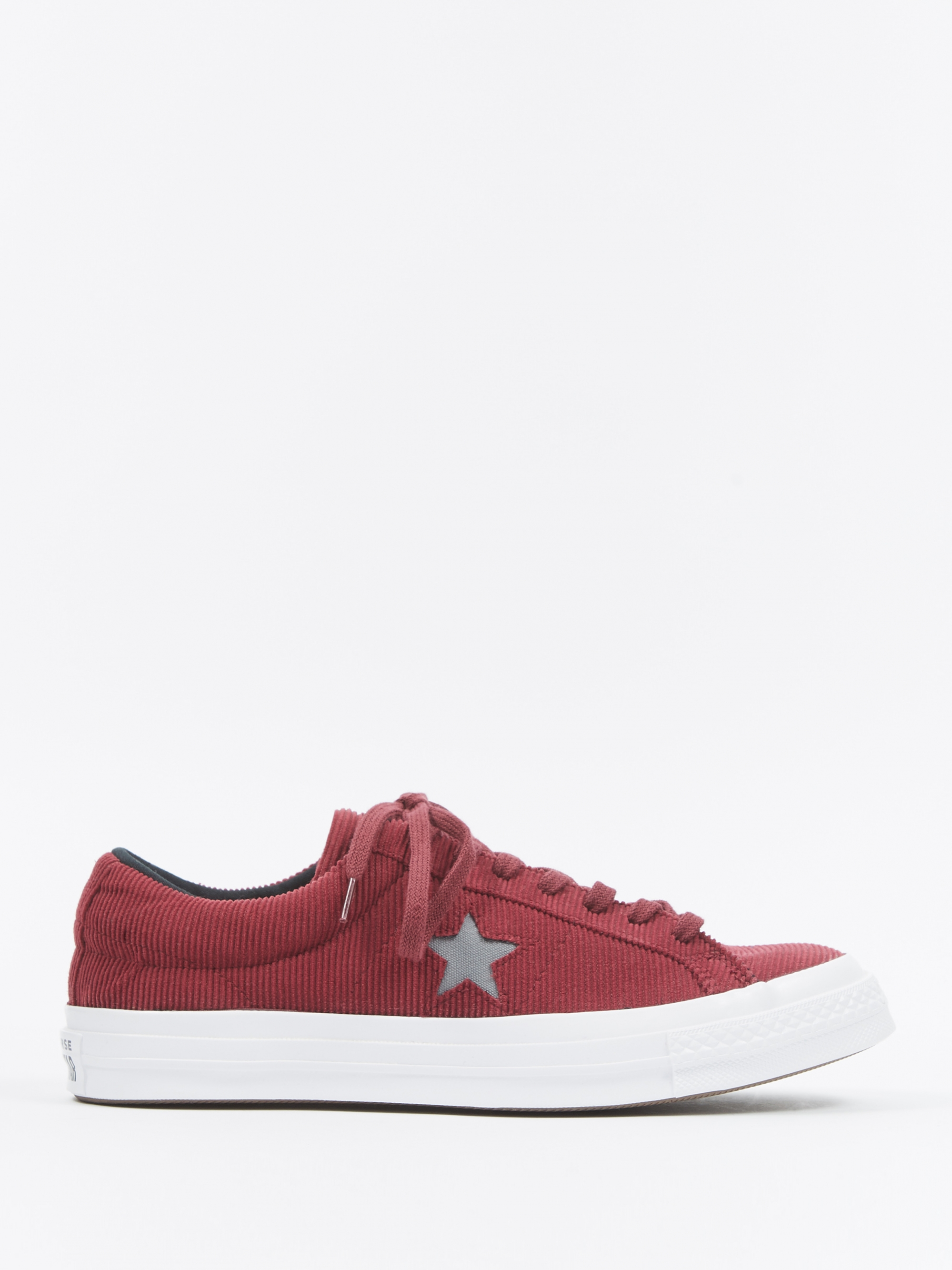 Converse One Star Ox Corduroy - Dark Burgundy Mason a92925087