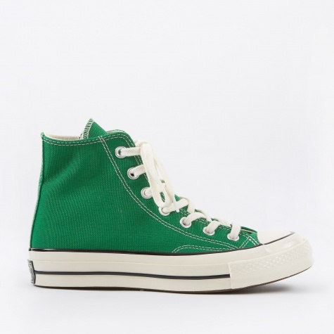 Chuck Taylor All Star 70 Hi - Green/Black/Egret