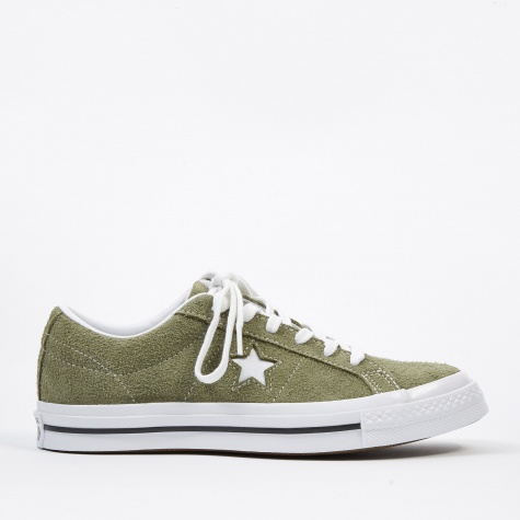 One Star Ox - Field Surplus/White