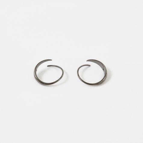 Ear Loop - Silver/Black