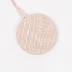 Native Union Drop Charge Pad - Fabric Rose
