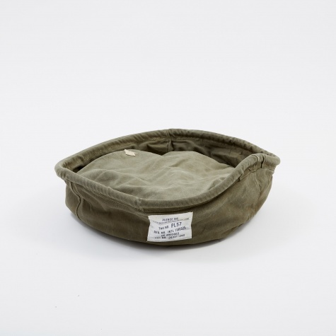 Vintage Tent Fabric Pet Bed - Small