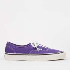 Vans Authentic 44 DX - (Anaheim Factory) OG Bright Purple