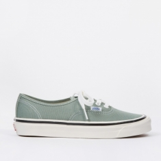 Vans Authentic 44 DX - (Anaheim Factory) OG Lichen