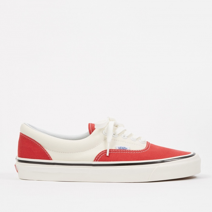Vans UA Era 95 DX - (Anaheim Factory) OG Red/White (Image 1)