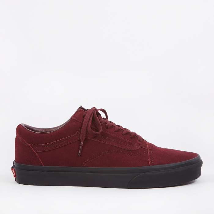Vans UA Old Skool - (Black Outsole) Port Royale/Black (Image 1)