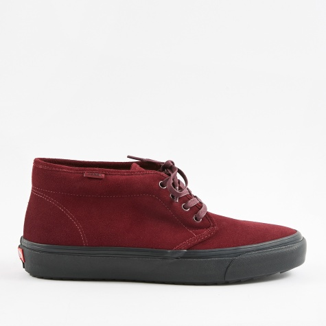 UA Chukka Wafflesaw - Port Royale/Black