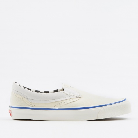 Vault OG Classic Slip-On LX - (Inside Out) Checkerboard